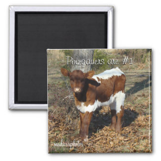 Bliss Magnet-customize Square Magnet