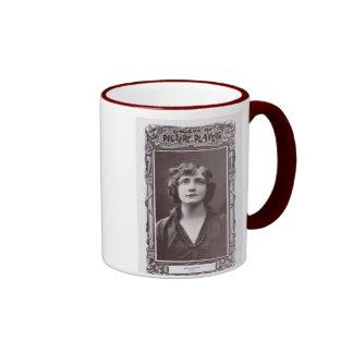 Bliss MIlford 1915 vintage portrait mug