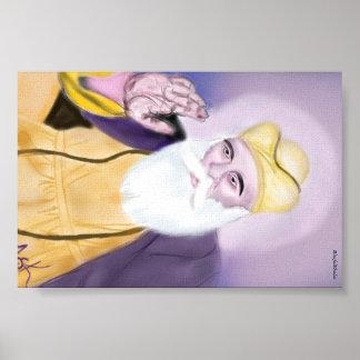 BlissfulKhalsa Guru Nanak Dev Ji Poster