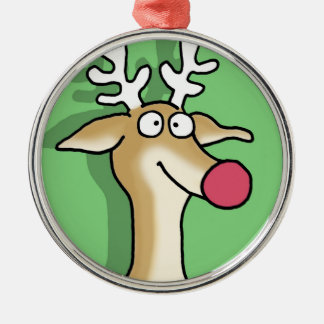BLITZEN by Sandra Boynton Christmas Ornament