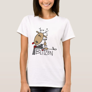 Blitzen Reindeer T-shirts and Gifts