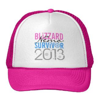 Blizzard Nemo Survivor 2013 Hat 3