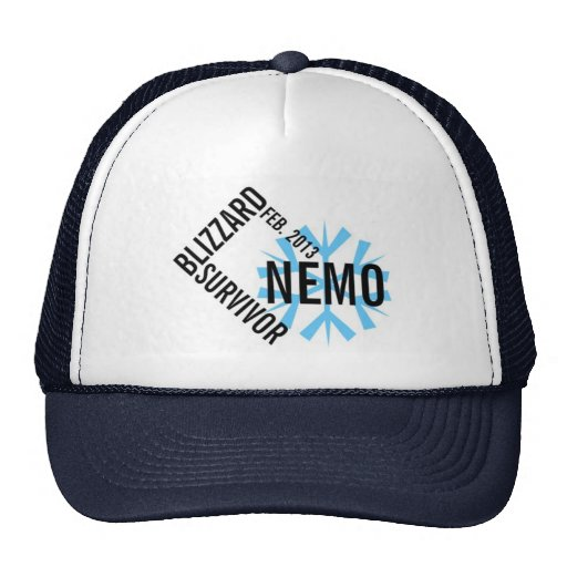 Blizzard Nemo Survivor 2013 Hat 4