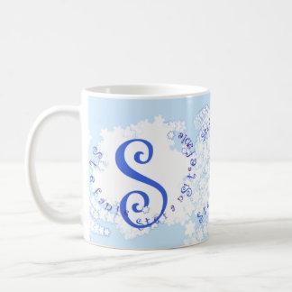 Blizzard - Stefanie Coffee Mug