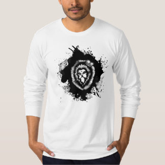 Blk leo T-Shirt