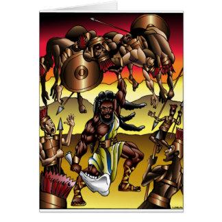 blk Samson Card