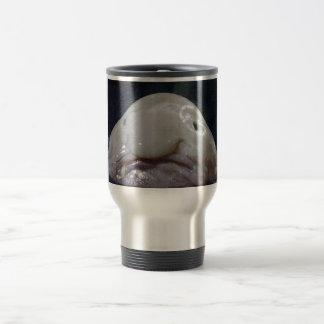 Blob Fish Stainless Steel Travel Mug