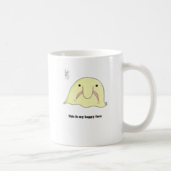 Blobfish Coffee Mug