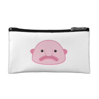 Blobfish Cosmetic Bag
