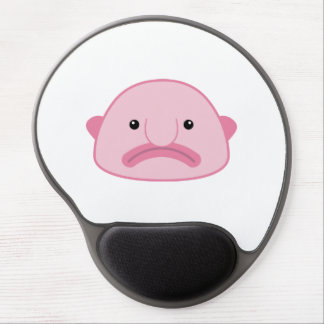 Blobfish Gel Mousepad Gel Mouse Mat