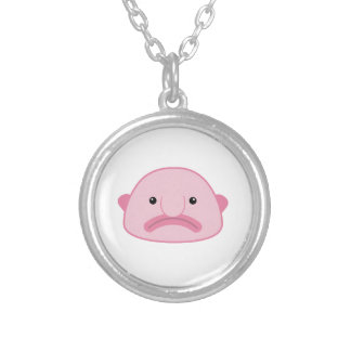 Blobfish Necklace