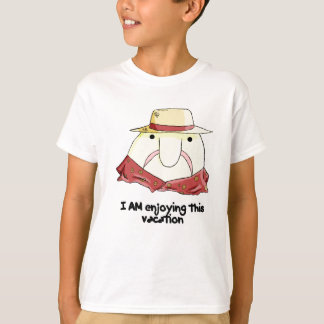 Blobfish on vacation T-Shirt