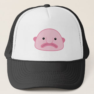 Blobfish Trucker Hat
