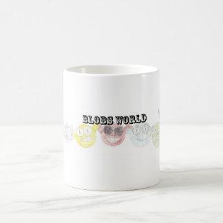 Blobs World Logo Mug