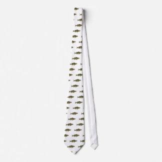 Bloch - Holocentrus tigrin (Harlequin Bass) Tie