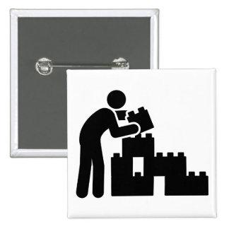 Block Building Button