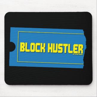 Block Hustler Mousepads