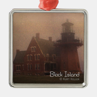 Block Island Christmas Ornament