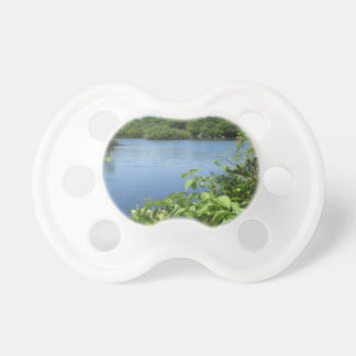 Block Island Fresh Water Pond Baby Pacifiers