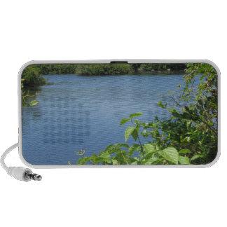 Block Island Fresh Water Pond Portable Speaker