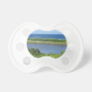 Block Island Pond 1 Baby Pacifiers