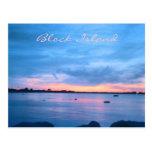 Block Island Postcard