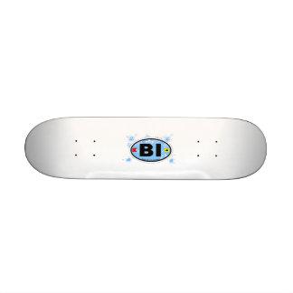 Block Island. Skateboards