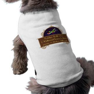 Block Nostalgia Doggie Tshirt
