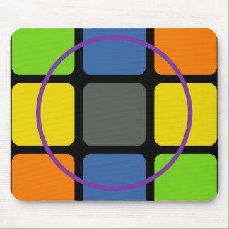 Block Party Mouse Pad