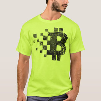 BLOCKCHAIN/CIRCUIT BOARD-Men's T-Shirt