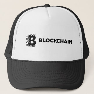 BLOCKCHAIN- TRUCKER HAT