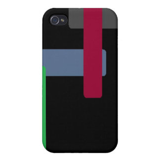 Blocks iPhone 4/4S Case
