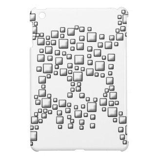 Blocky Skull iPad Mini Cases