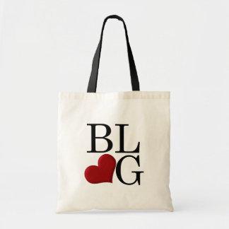 Blog Love Tote Bag