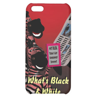 Blogger Riddle Case For iPhone 5C