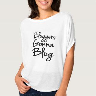 Bloggers Gonna Blog Women's Top