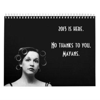 Bloggess Calendar