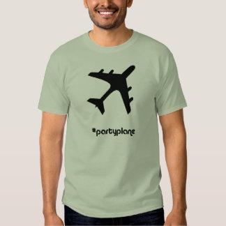 BlogHer10 Party Plane Shirt - Boners