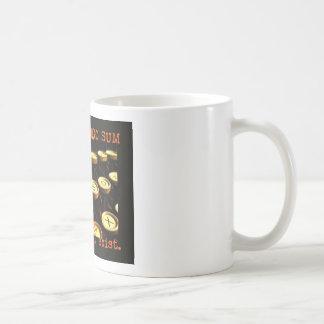 Blogito Ergo Sum! Basic White Mug
