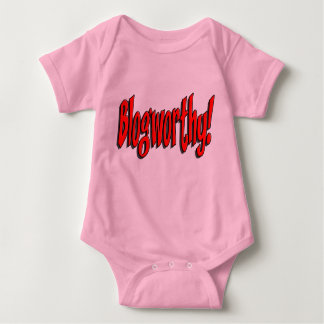 Blogworthy Baby Bodysuit