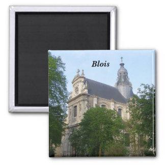 Blois - magnet