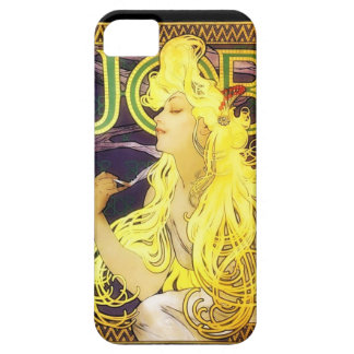 Blond Beauty iphone 5 case