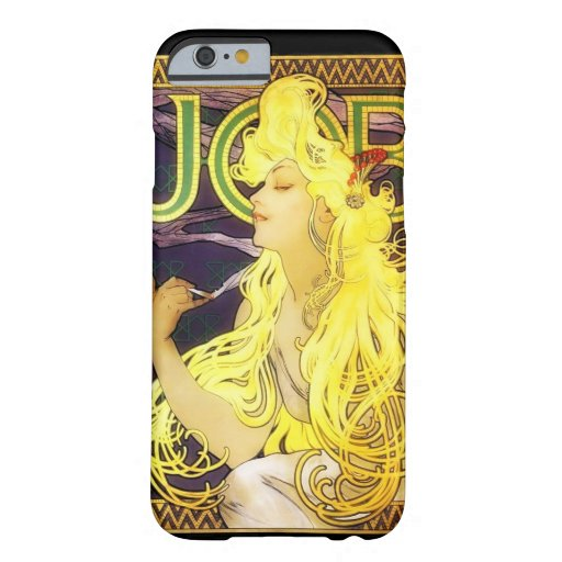 Blond Beauty iPhone 6 case