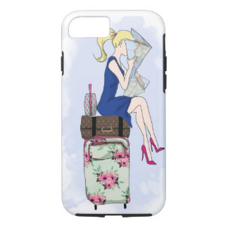 blond girl case