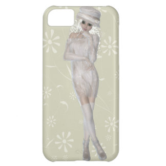 Blond Girl iPhone 5C, Barely There Case