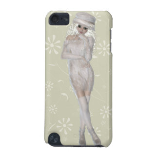 Blond Girl iPod Touch 5g, Barely There Case