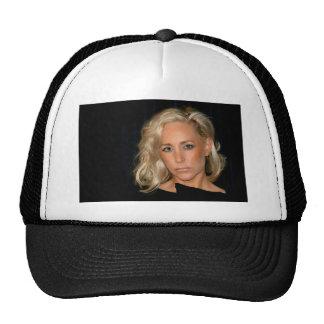 Blond Woman Cap