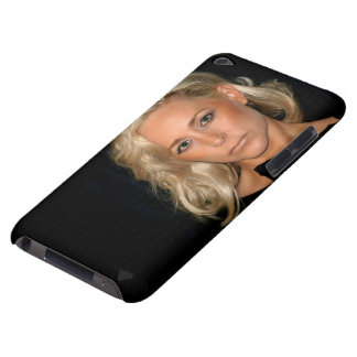 Blond Woman Barely There iPod Covers