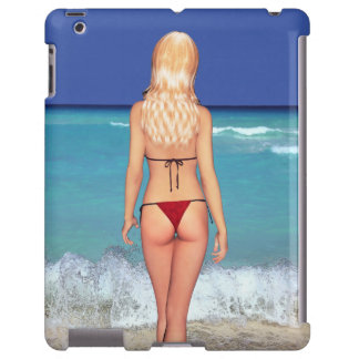 Blonde Bikini Beach Babe 2