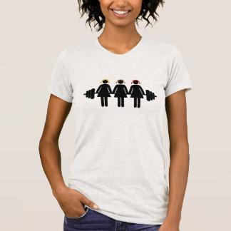 Blonde, Brunette, Redhead Tee Shirt